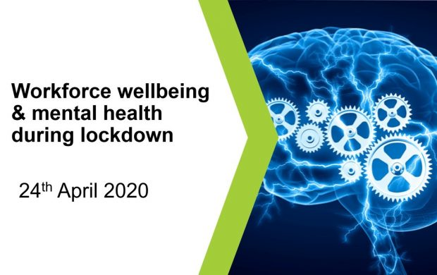 Workplace Well being 24.04.20