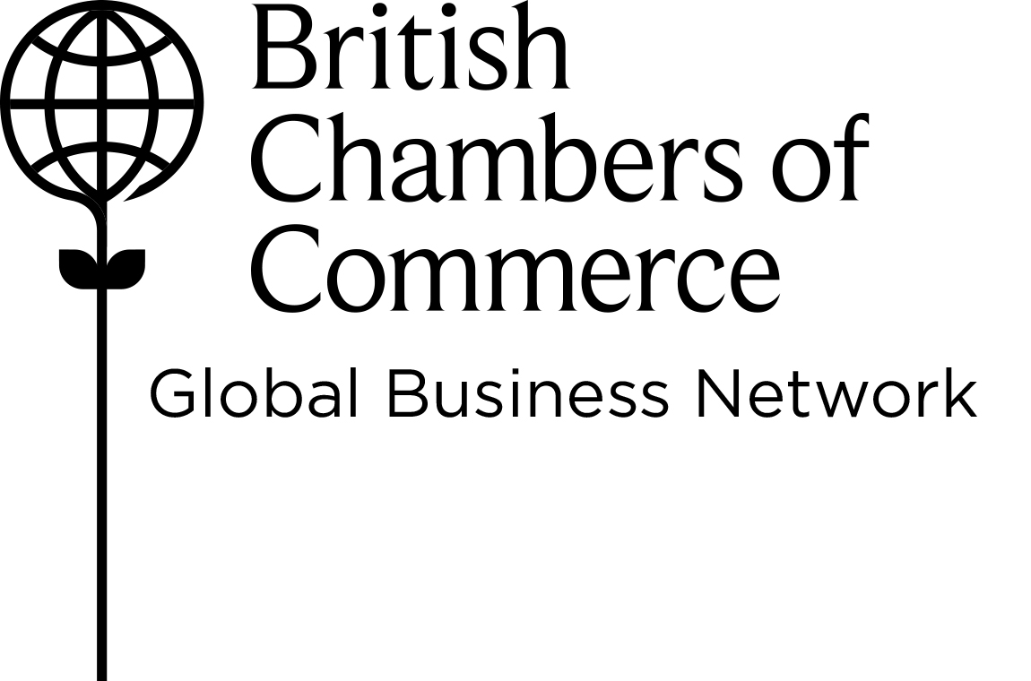 British Chambers global business network logo