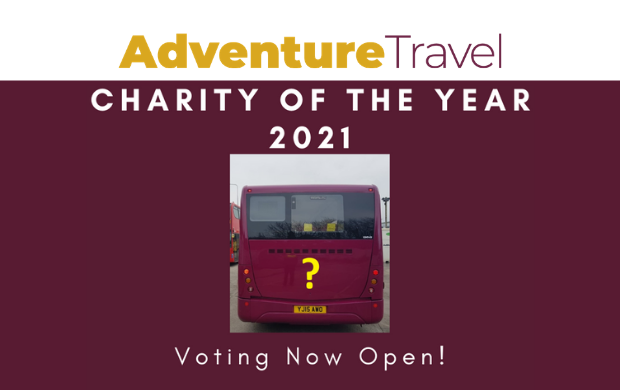 Adventure Travel Charity of the year