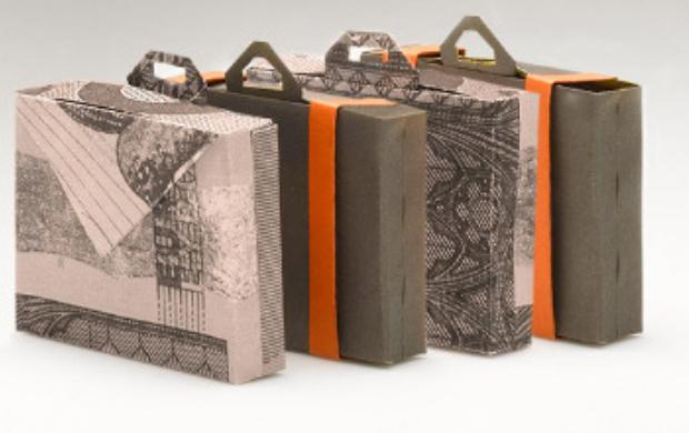 Suitcases centurion VAT