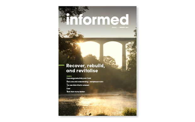 Informed - Issue 1